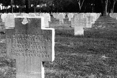 Cimitero militare germanico di Pomezia